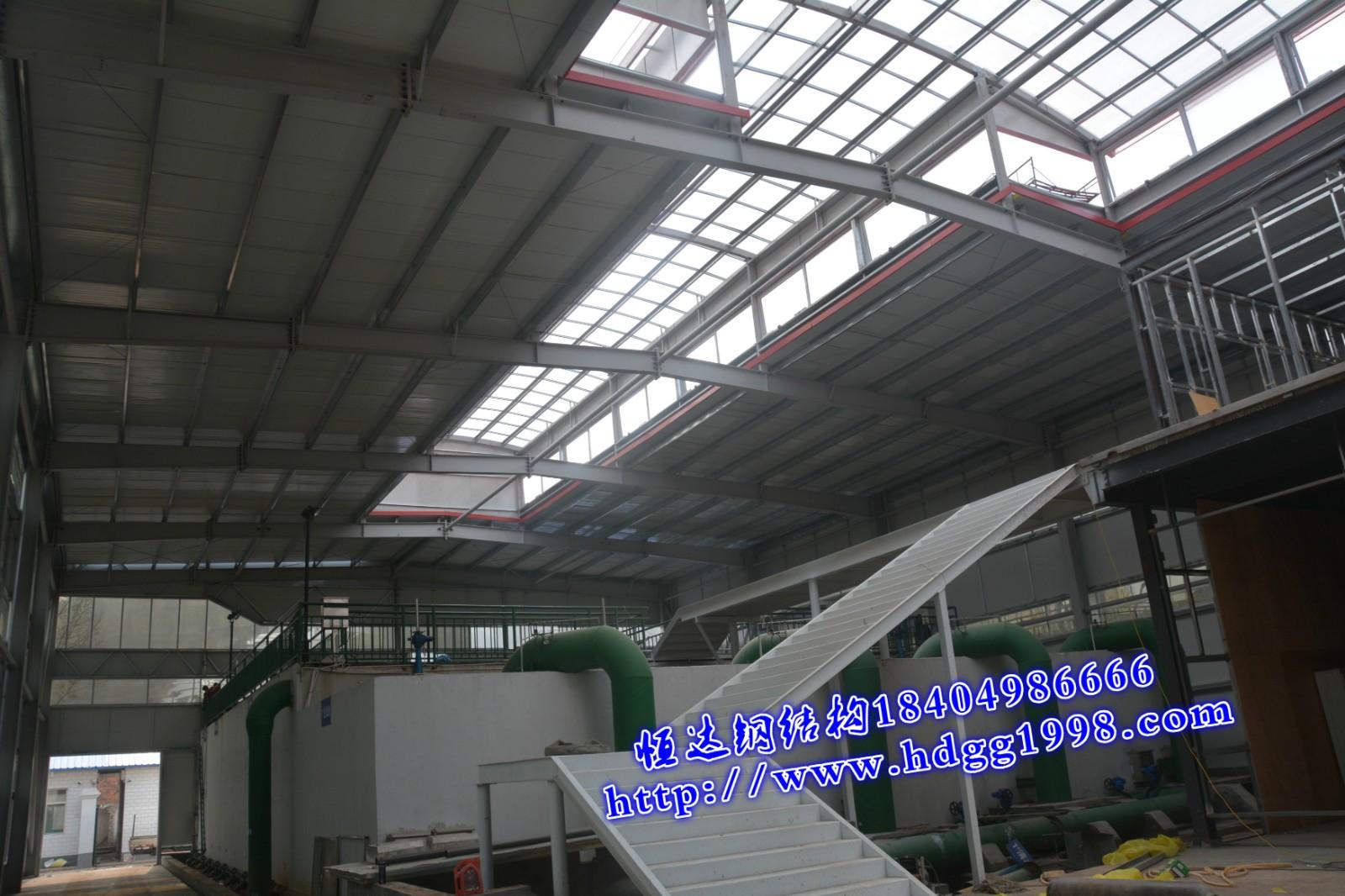 祁县2019年饮水安全规模化、标准化建设项目水处理车间